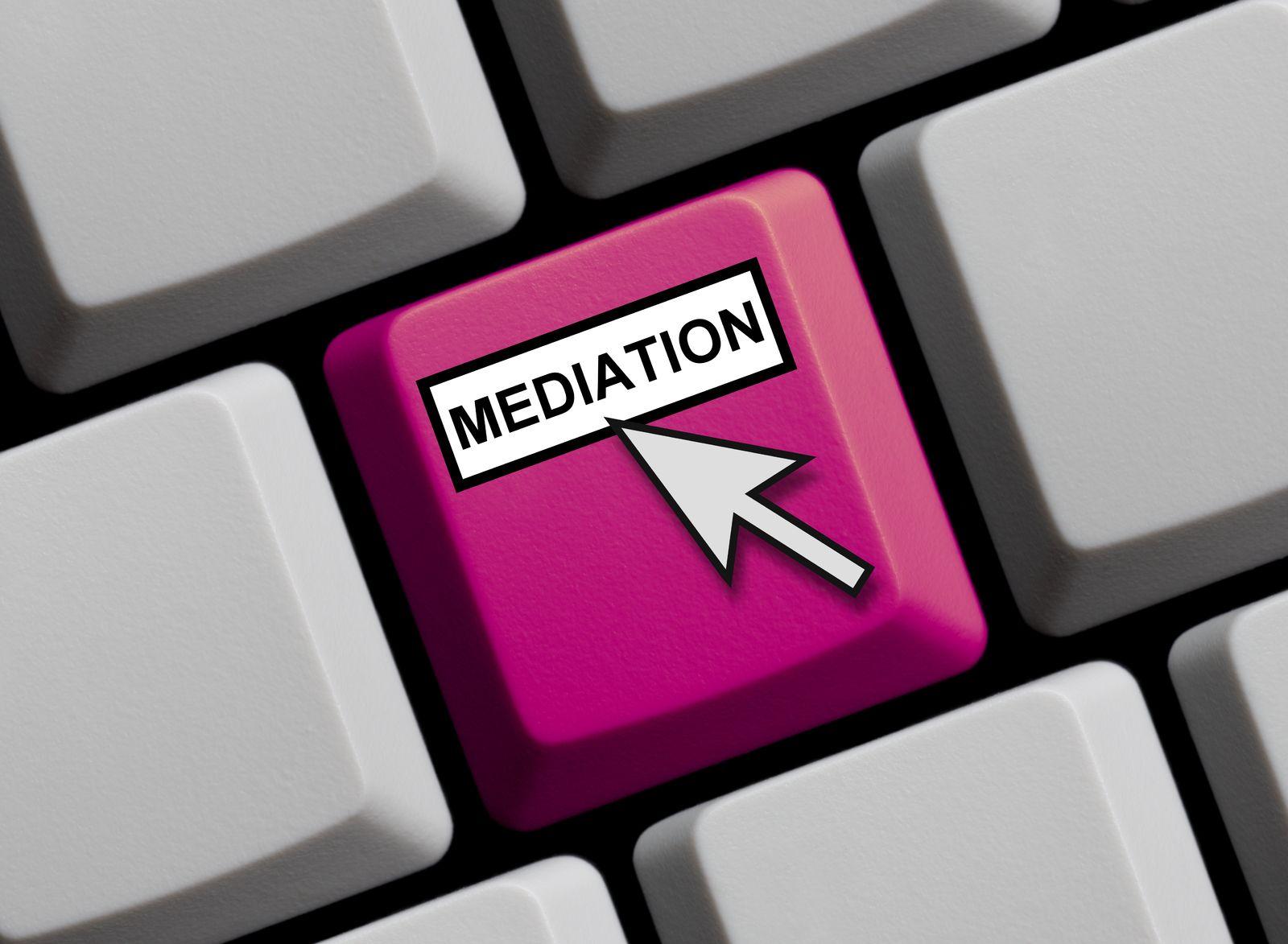 Divorce and mediation.?