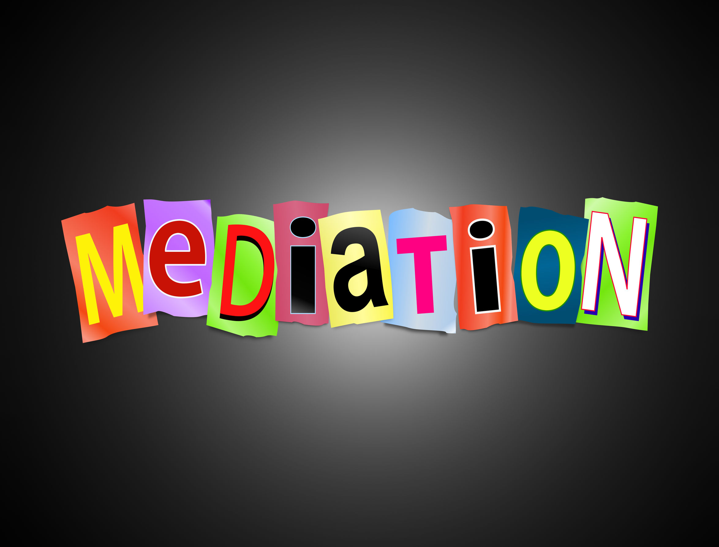 mediation Divorce mediation is a voluntary settlement process used frequently and  successfully by  with the assistance of a trained divorce mediator, you can  reach an.