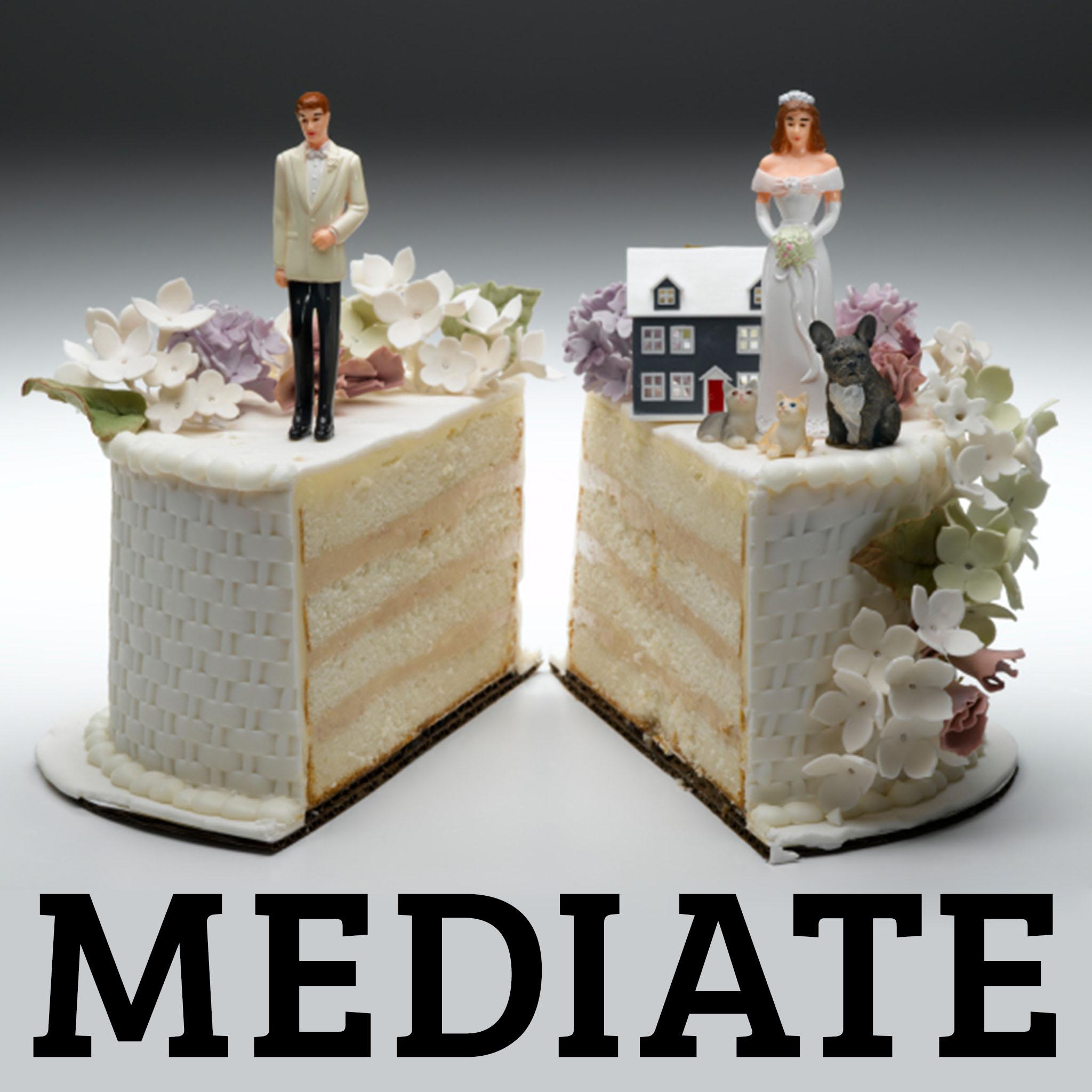 Divorce Cases: The Mediation Of Divorce Cases