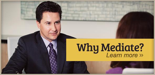why mediate